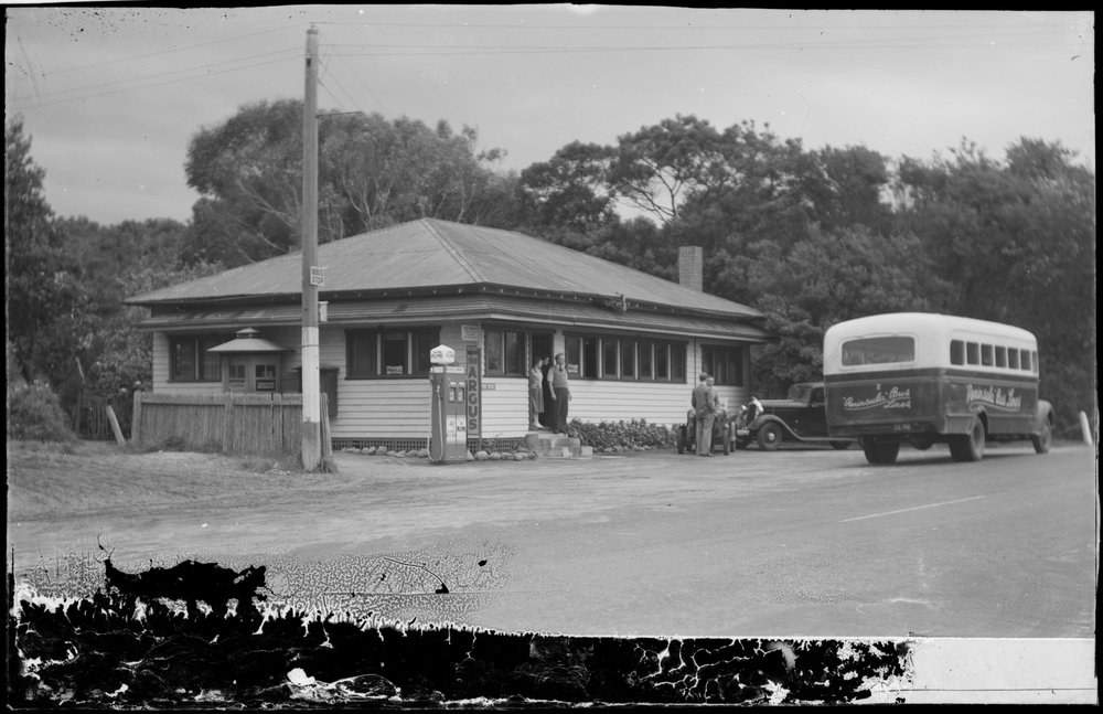 Historic Trucks Service Stations In Victoria 1920s To 1950s