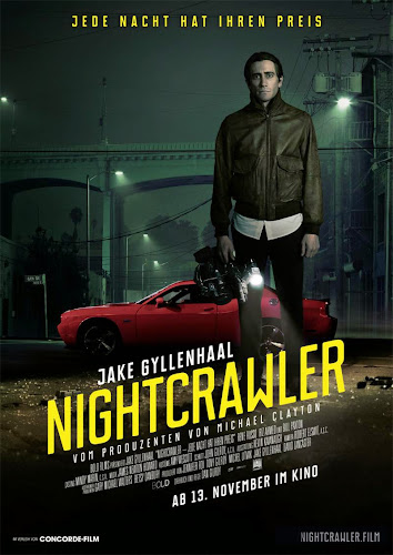 Nightcrawler (BRRip 720p Dual Latino / Ingles) (2014)