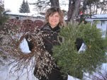 Wreath Making and Non-Timber Forest Products (Seeing the Forest Beneath the Trees)