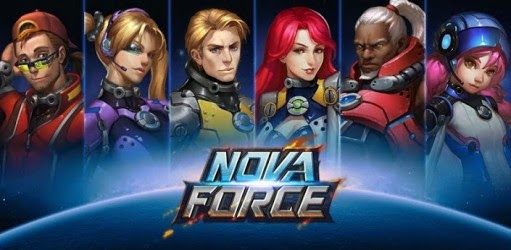 Nova Force Gameplay Android