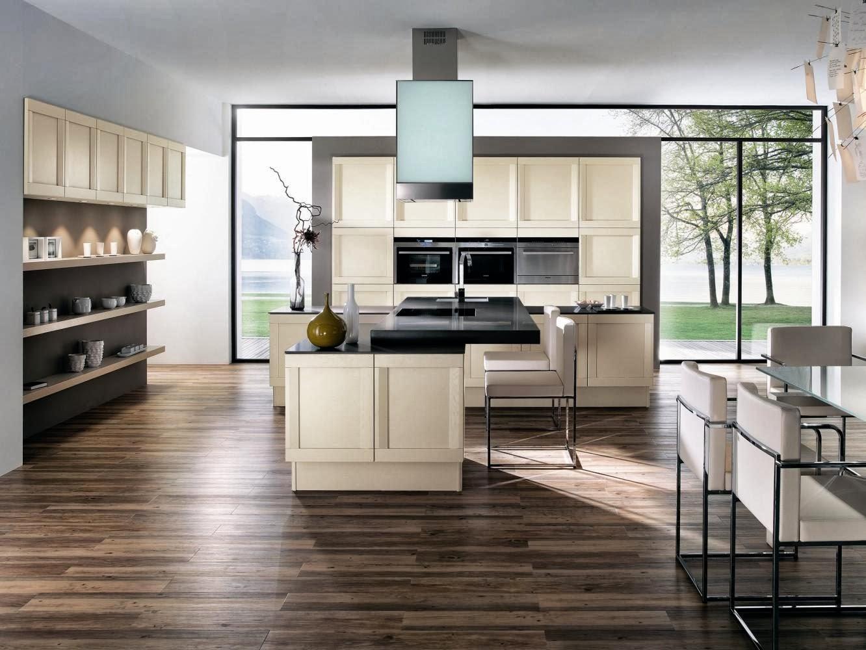 Decoraci n y afinidades cocinas modernas con isla for Cocina estilo moderno