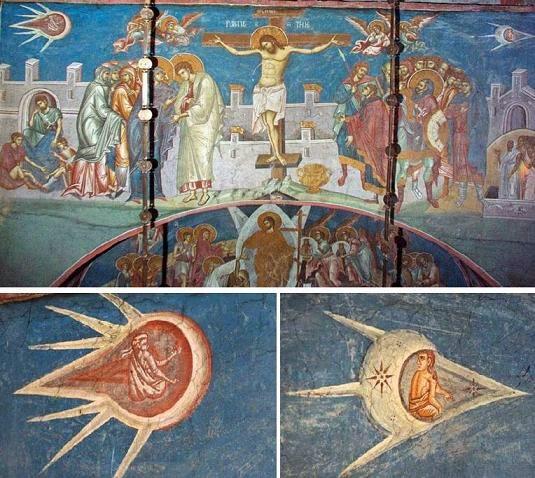 İncil, UFO