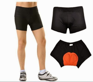 Men Gel 3D Bicycle Bike Cycling breathable clothes Short Pant underwear Lycra