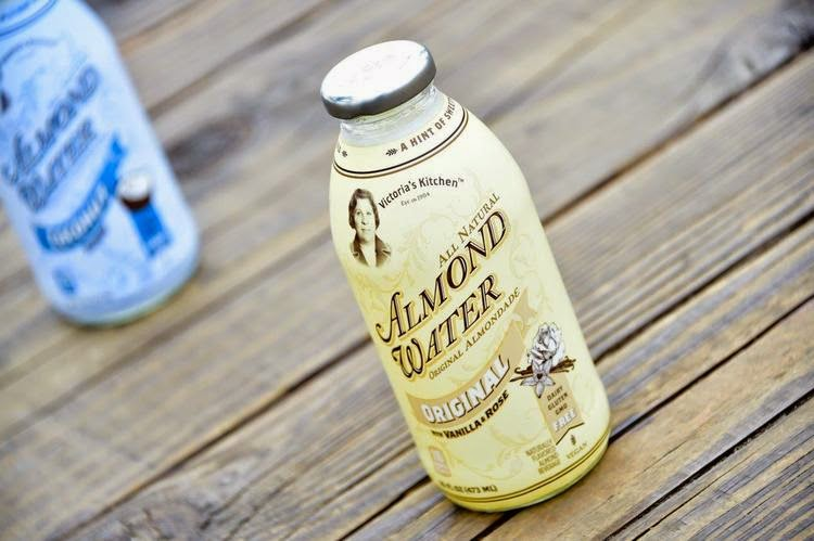 originally from france victorias kitchen almond water was inspired by davids grandmothers recipe almond water is made with all natural ingredients - Victorias Kitchen Almond Water