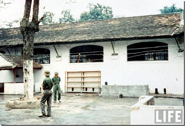 Hanoi Hilton American POW prison