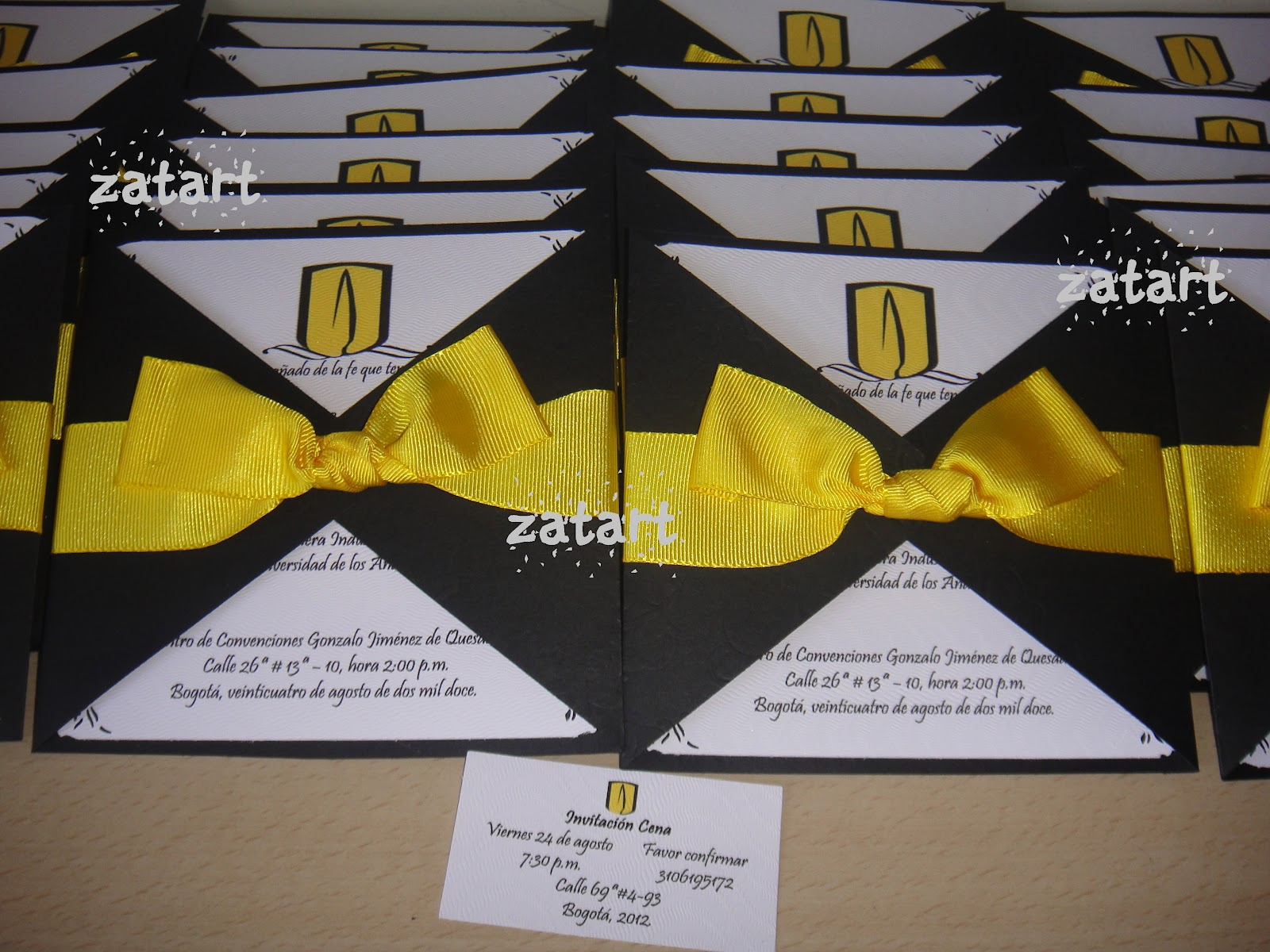 Invitaciones Para Graduacion De High School