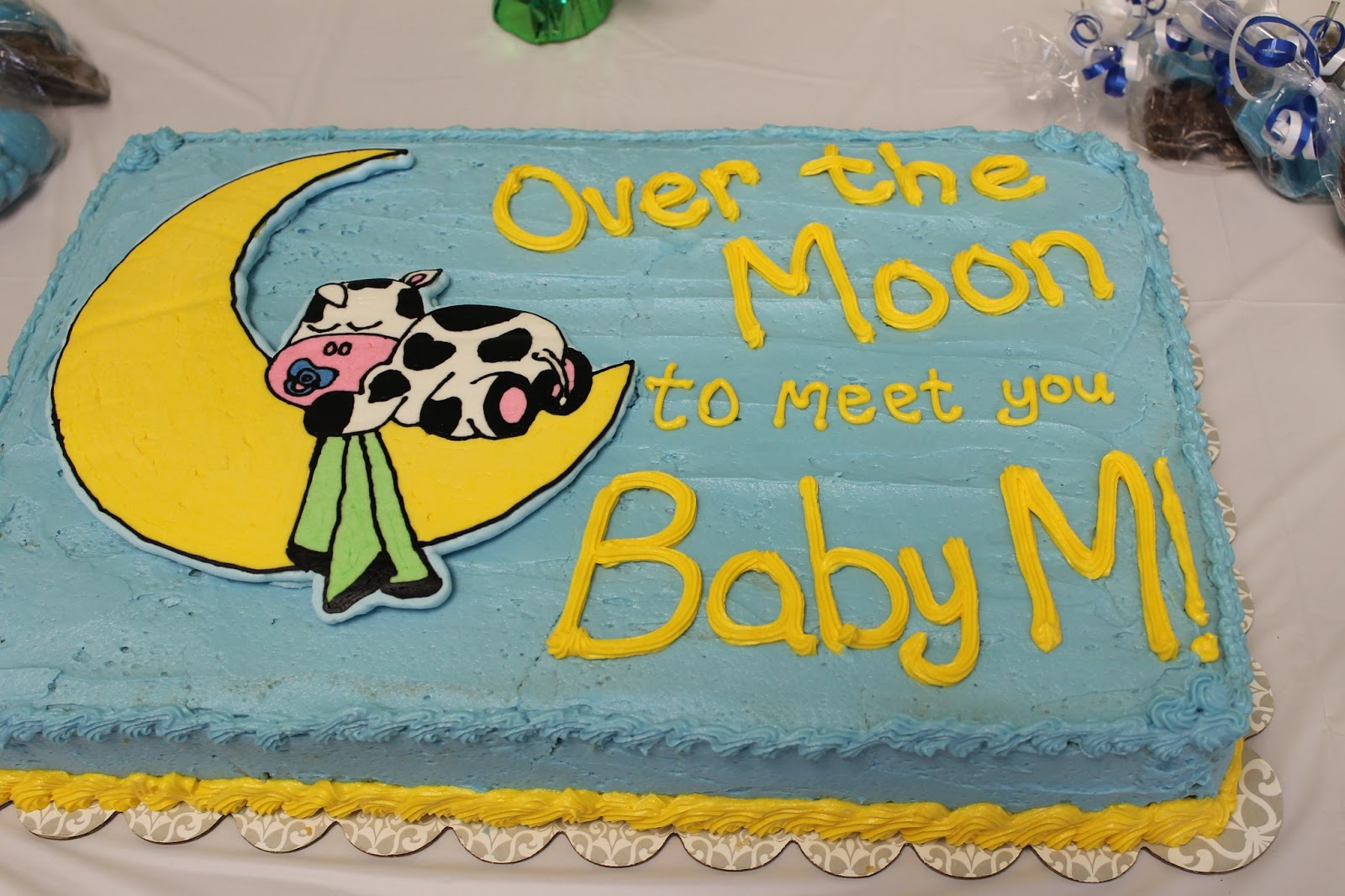 Watch Over the Moon Cake video