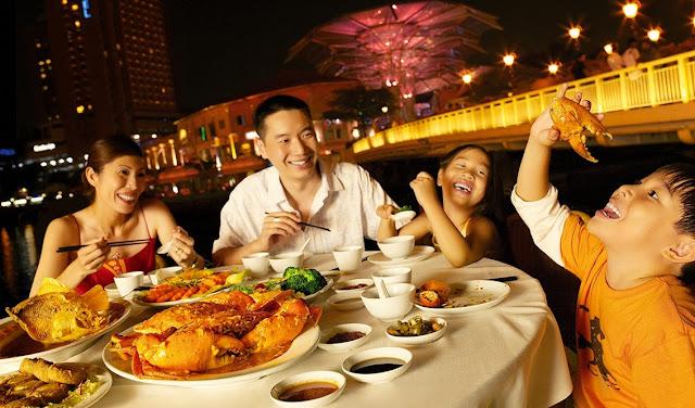 """Singapore Food Festival"" Festival Makanan khas Singapura"