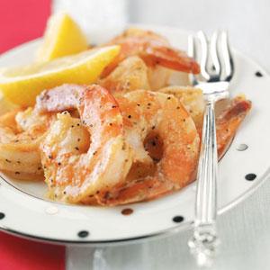 qzniasmaq: Włoska uczta - Krewetki Scampi jako pasta lub z pieczywem ...