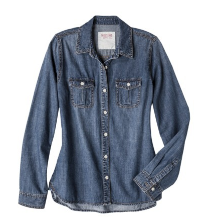 http://www.target.com/p/mossimo-supply-co-junior-s-chambray-shirt/-/A-15042233#prodSlot=medium_1_4&term=chambray