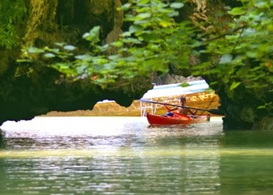 Thailand Kayak
