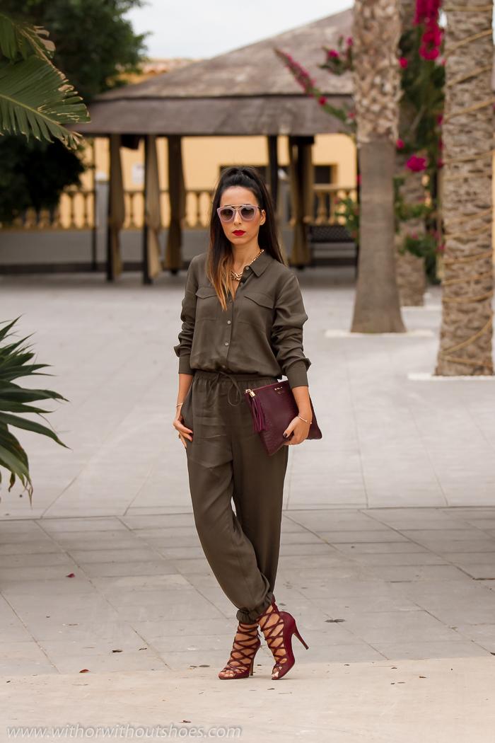 BLogger de moda de Valencia con zapatos de diseñadora Isabel Marant