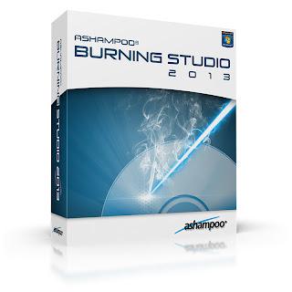 Ashampoo Burning Studio 2013 v11.0.5.38 [Español]