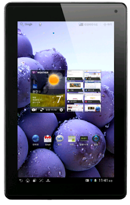LG Optimus Pad: Another Contender for iPad Will Soon Arrive in the Tablet Market