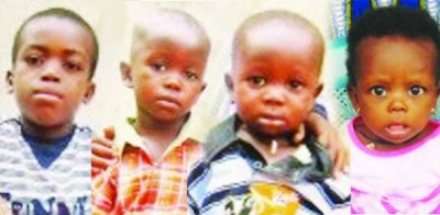 Woman strangles lover's 4 children in Anambra state