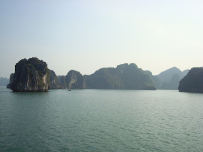 Aguas Bahia de Halong Vietnam