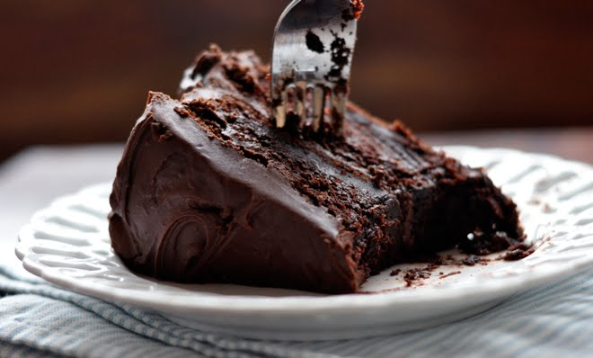 Moist Chocolate Cake Ideas | Moist Chocolate Cake Recipe | Food and ...