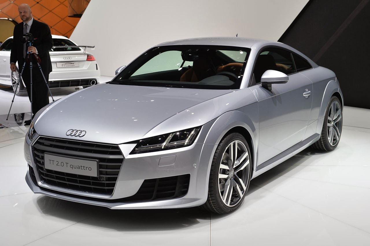 automotiveblogz 2015 audi tt geneva 2014 photos. Black Bedroom Furniture Sets. Home Design Ideas
