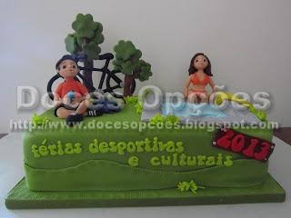 Bolo Férias Desportivas e Culturais 2013 Bragança