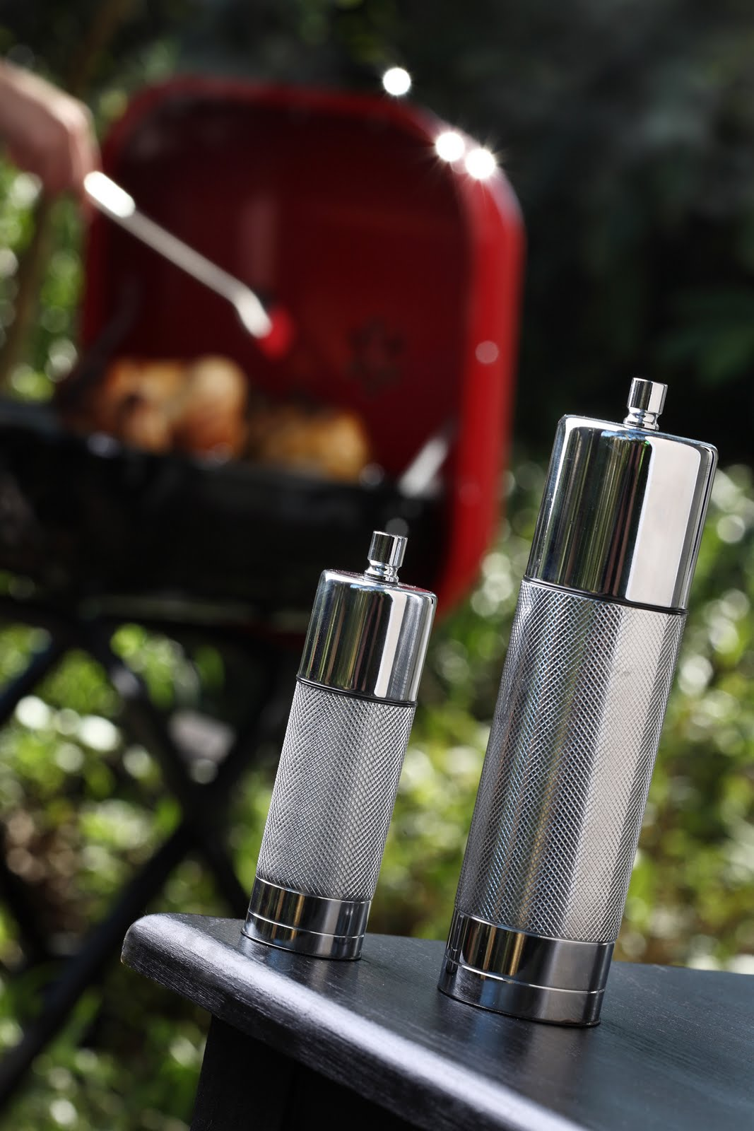 Grill Mill and TempFork Thermometer Review