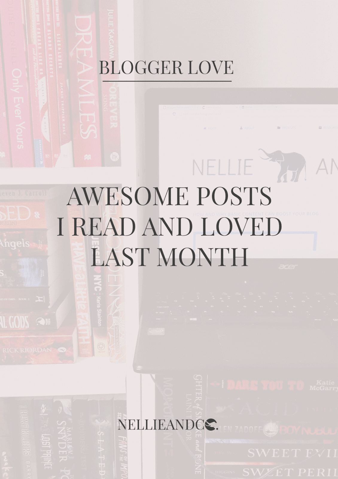 Check out some of the best book, blogging and business related posts of the last month here!