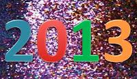2013 s'achève... Vive 2014!