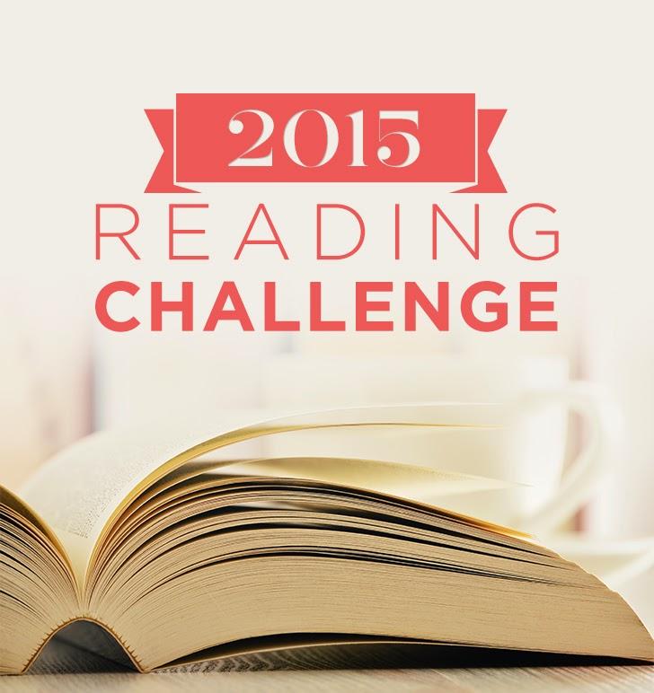 2015 Reading challenge: