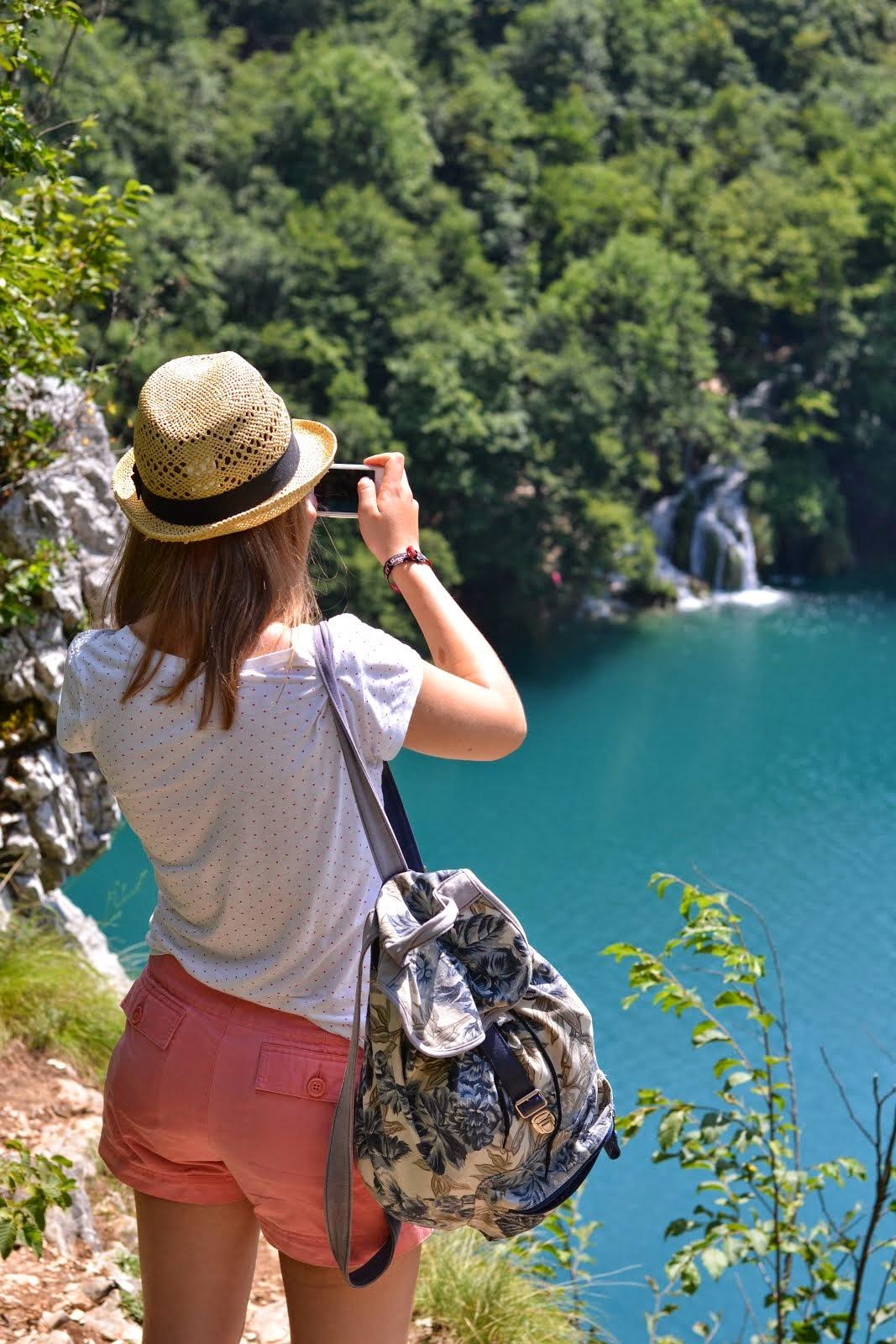 Photo taken at Plitvice Lakes, Croatia