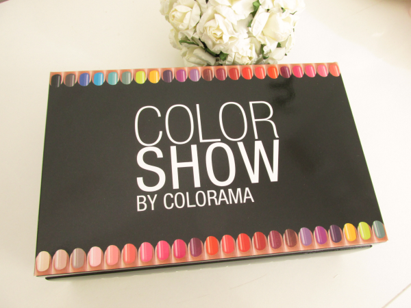 Maybelline Color Show VINYL Kollektion Color Show Colorama Vinyl