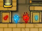 Ateş Kız ve Su Çocuk 2 Oyunu