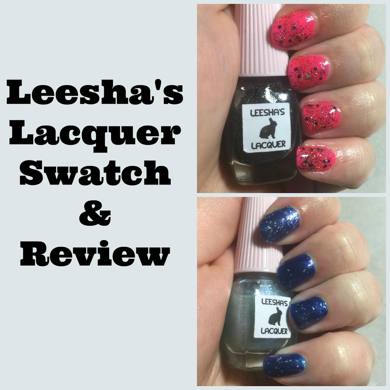 Leesha's Lacquer