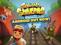 Game Android baru Subway Surfer