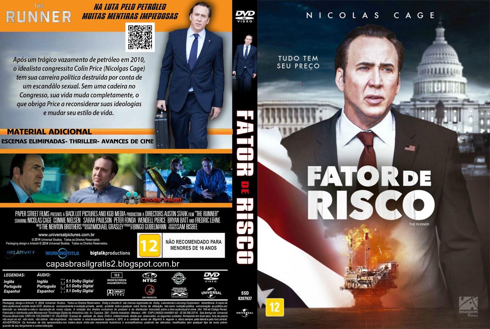 Download Fator de Risco BDRip XviD Dual Áudio Fator de Risco 01