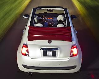 2012 Fiat 500 Cabrio Pictures