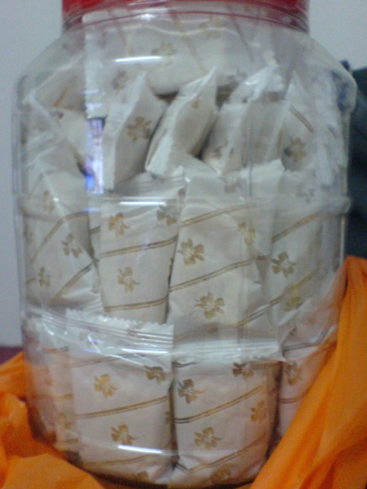 Biskut Kacang Tumbuk A Beginning Of Life
