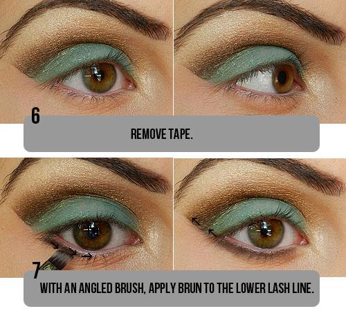 Tutorial de maquiagem olho castanho 5