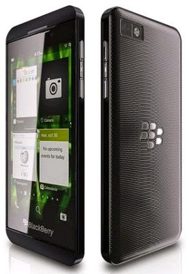 Ponsel Blackberry Z 10