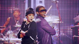 Justin Bieber e Usher- Never Say Never