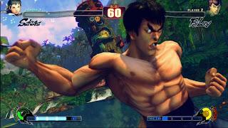 Ultra Street Fighter 4 Wallpaper