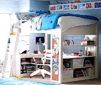 Decoración elegante para la Habitación de los Niños