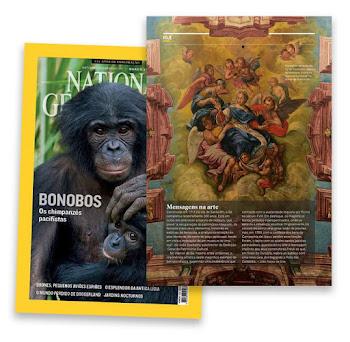 Colaboração na National Geographic de Março com artigo sobre a Sé de Santarém. Prémio Best Edit.