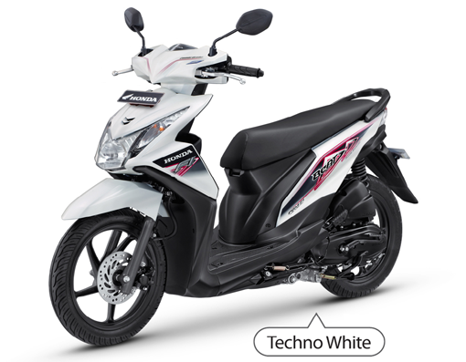 New Honda Beat-fi Engine