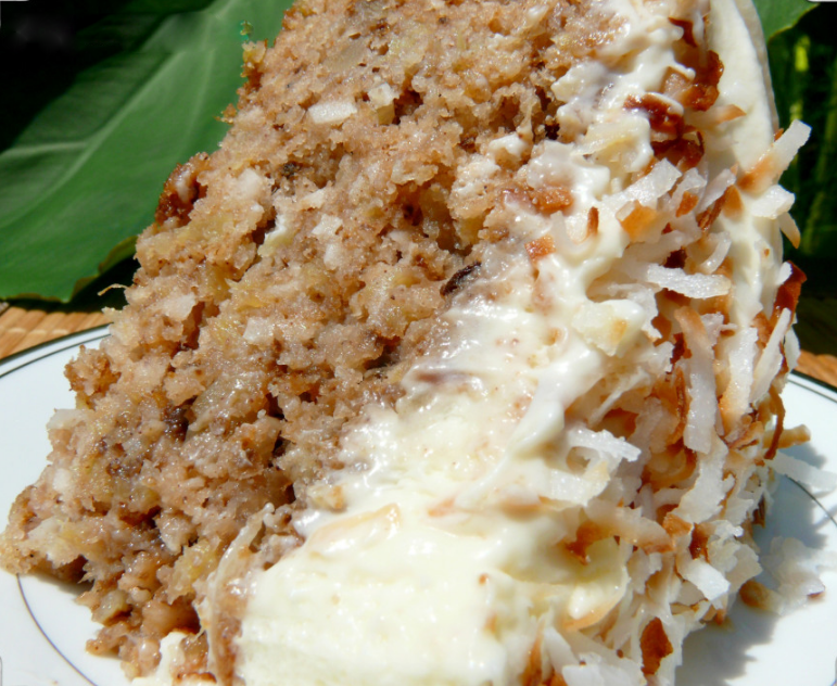 Coconut Cake Frosting With Heavy Whipping Cream