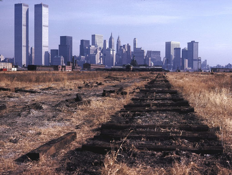 Vintage everyday new york s abandoned of the 1970s