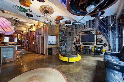 apartamento submarino
