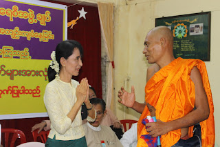 >Interview – Freed Political Prisoner Monk, U Kovida