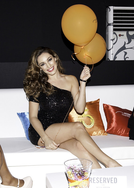 "Kelly Brook – ""New Look"" 5th Anniversary Event in Dubai"