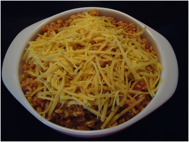 rice bake spanish rice bake with brown rice recipes dishmaps spanish ...