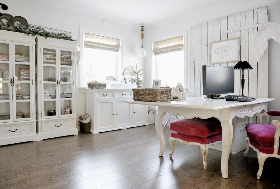 S.K.Y: Arredamento di una casa in stile nordico