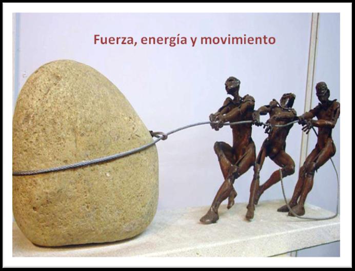 Fuerza, Energía y Movimiento